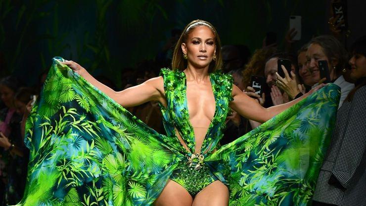 Jennifer Lopez'e şok! 1