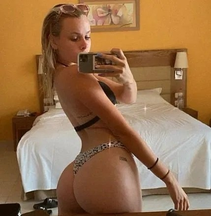 Angelina Graovac, çıplak görüntülerini satarak geçimini sağlıyor 1