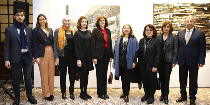 37. Dyo Sanat Ödülleri Sergisi ve Özel Dyo Sergisi açıldı