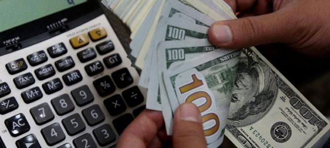 Kısa vadeli dış borç stoku azaldı