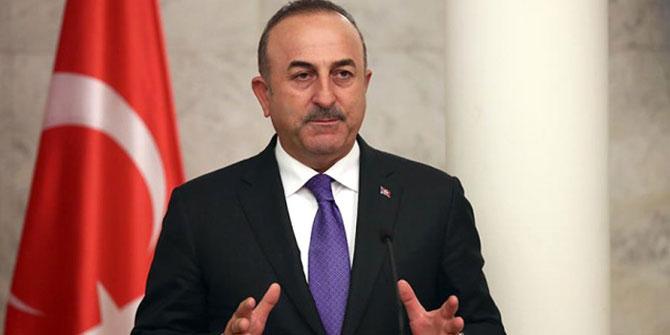 Çavuşoğlu: 'CHP'nin içinde terör örgütlerini destekleyenler var'