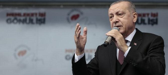 """Cumhurbaşkanı Erdoğan CHP İzmir adaylarına: """"Evlere şenlik..."""""""