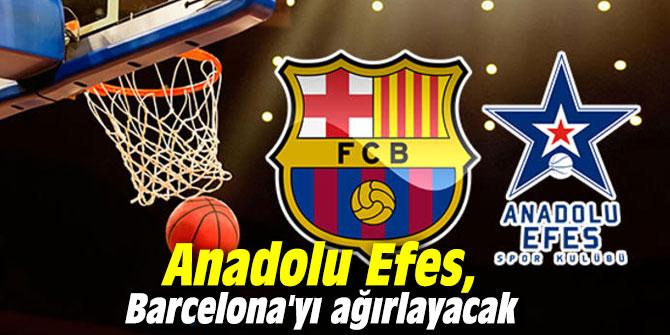 Anadolu Efes, Barcelona'yı ağırlayacak