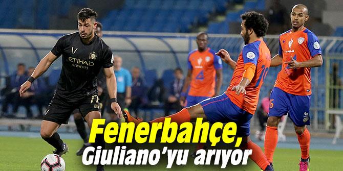 Fenerbahçe, Giuliano'yu arıyor