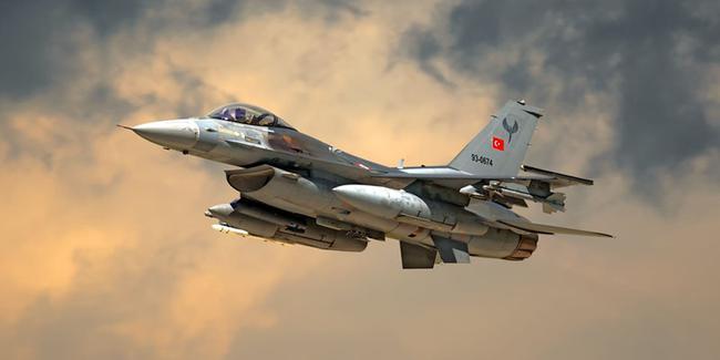 Kuzey Irak'taki hedefler imha edildi
