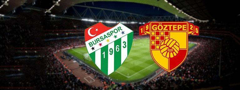 Bursa'dan gol sesi çıkmadı