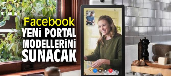 Facebook yeni Portal modelleri için hazırlıklara başladı!