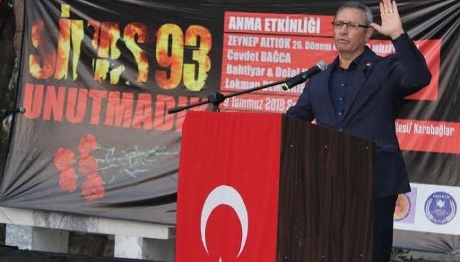 Sivas'ta yitirdiğimiz canlarımız için adalet arayışımız devam edecek