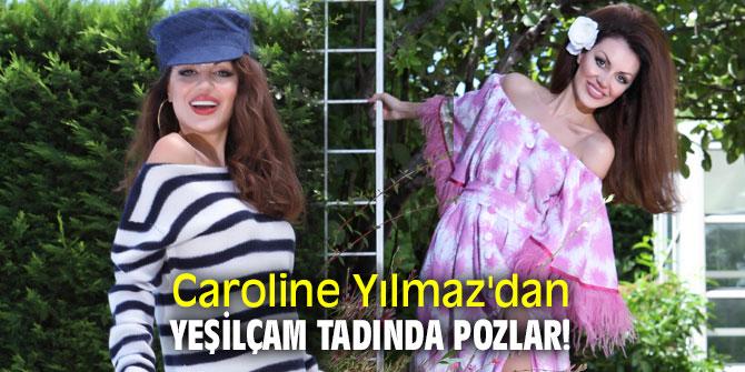 Caroline Yılmaz, yeni albümü için fotoğraflar çektirdi
