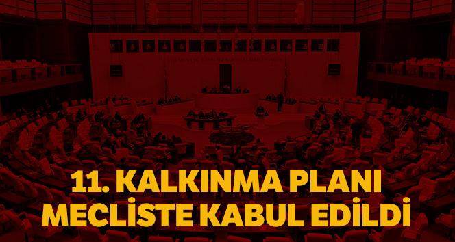 TBMM Plan ve Bütçe Komisyonu'nda kabul edildi