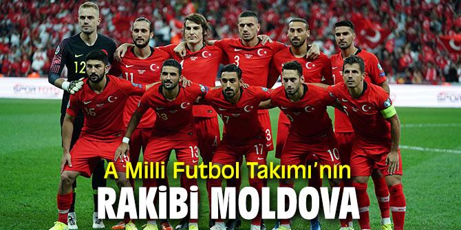 A Milli Futbol Takımı, Moldova'ya konuk olacak!