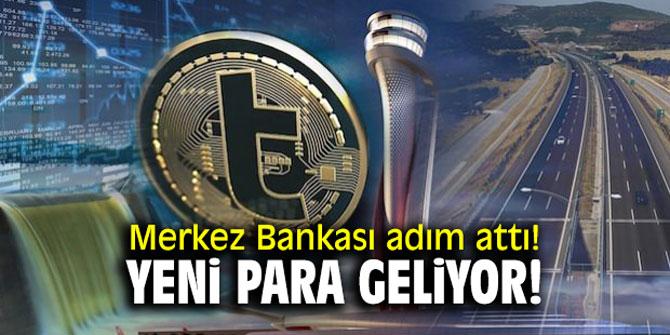 Merkez Bankası adım attı! Yeni Para geliyor!