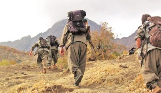 PKK'lı teröristlerteslim oldu