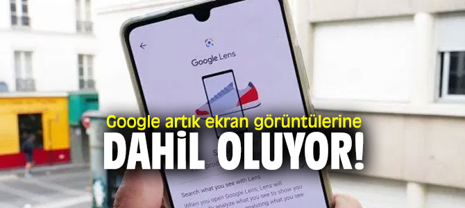 Google'dan büyük yenilik!