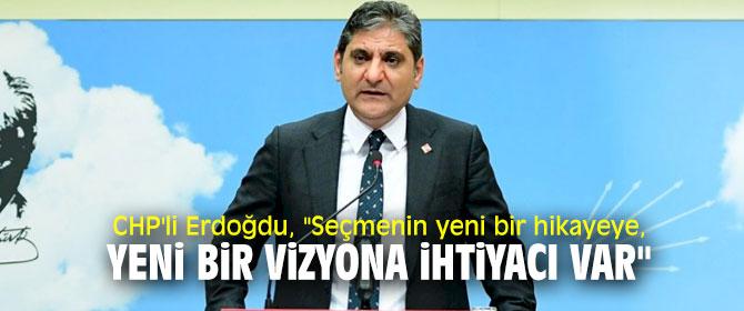 CHP'li Erdoğdu, AK Parti'deki istifalara dikkat çekti!