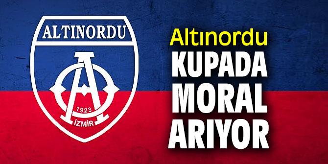 Altınordu, 1922 Konyaspor'u ağırlayacak!