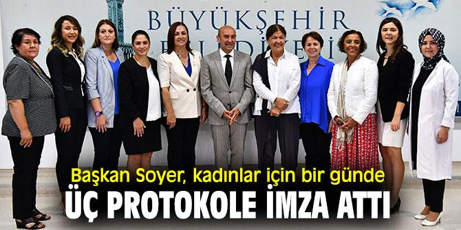 """Başkan Soyer: """"Bu, uzun soluklu bir hikaye"""""""