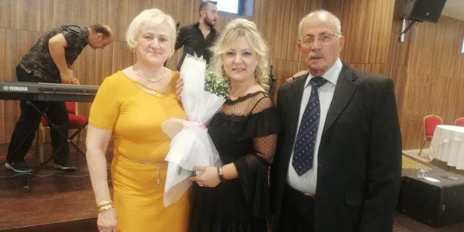 Pelin Taneli Kadıoğlu, huzurevi sakinleri için konser verdi