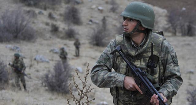 Bakanlık açıkladı! 3 PKK'lı terörist etkisiz hale getirildi!