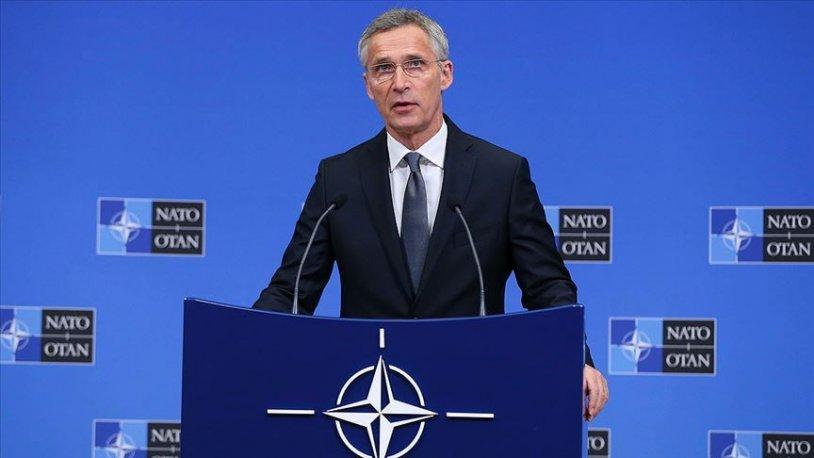 NATO'dan flaş 'Barış Pınarı Harekatı' açıklaması