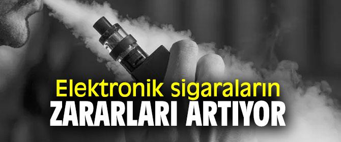 Araştırma ortaya çıkardı! Elektronik sigaralar sağlığa büyük zarar veriyor!