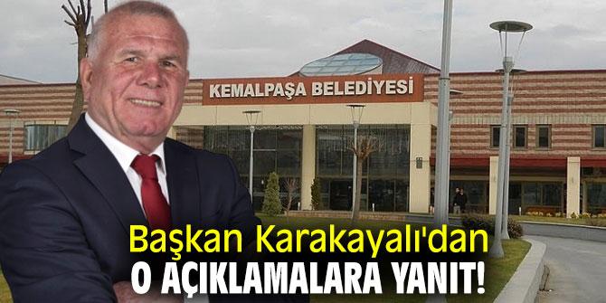 Başkan Karakayalı'dan AK Parti'nin iddialarına yanıt!