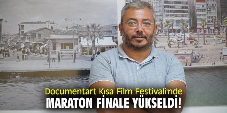 Documentart Kısa Film Festivali'nde Maraton finale yükseldi!