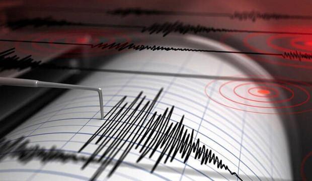 Komşu'da korkutan deprem!