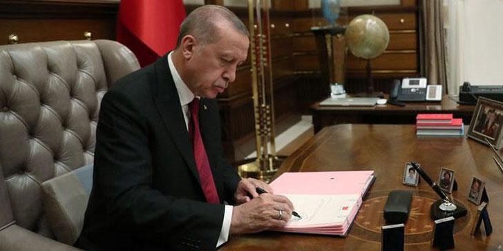 Cumhurbaşkanı Erdoğan imzaladı! O bölgeler için kritik karar!