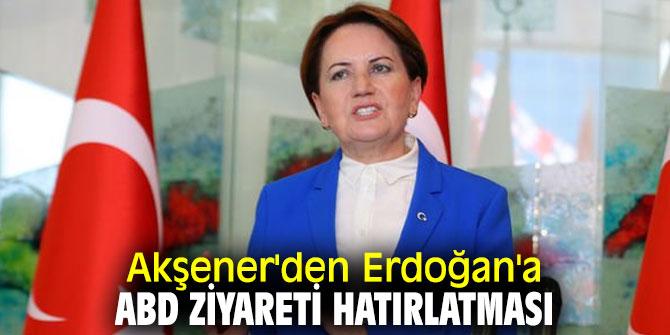 İYİ Parti lideri Akşener'den flaş açıklama!