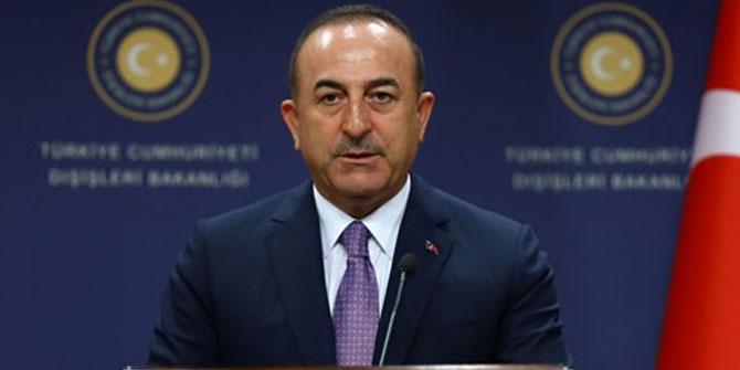Bakan Çavuşoğlu'ndan flaş açıklama! O iddiaları yalanladı
