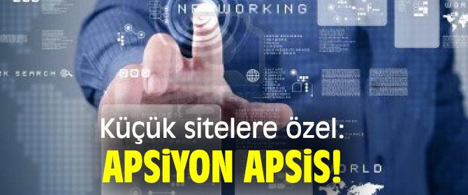 Özel yönetim yazılımı: Apsiyon Apsis!