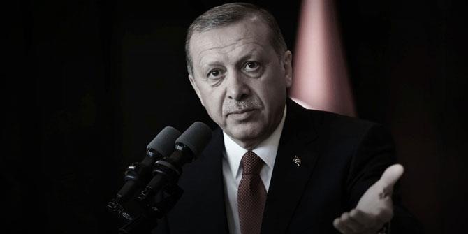 Cumhurbaşkanı Erdoğan'dan sert tepki!
