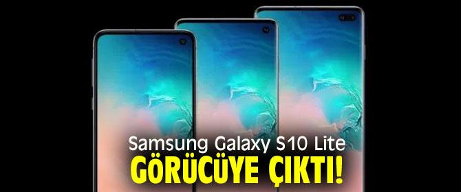 Samsung sitesinde Galaxy S10 Lite görücüye çıktı!