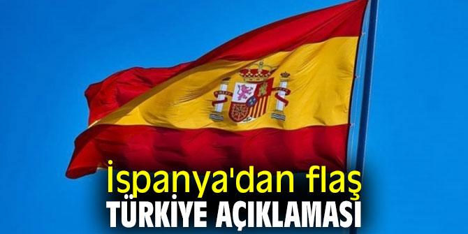 İspanya Başbakanından flaş Türkiye açıklaması