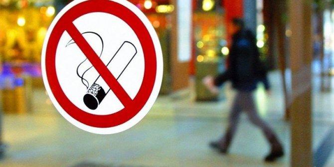 Sigara yasağı genişliyor!