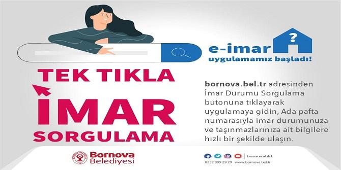 Bornova Belediyesi  e-imar uygulamasına geçti