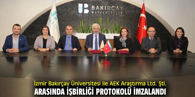 İzmir Bakırçay Üniversitesi'nden İşbirliği Protokolü!