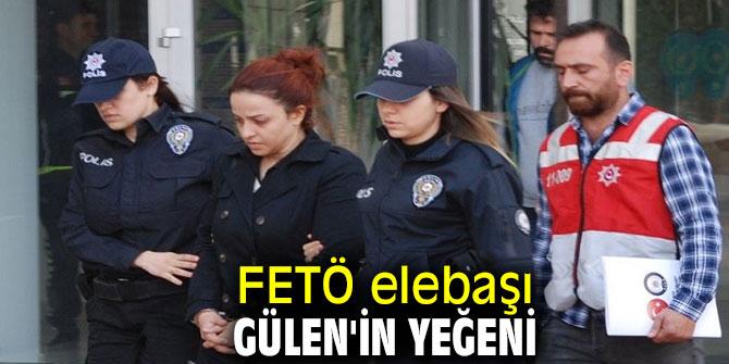 FETÖ elebaşı Gülen'in yeğeni...