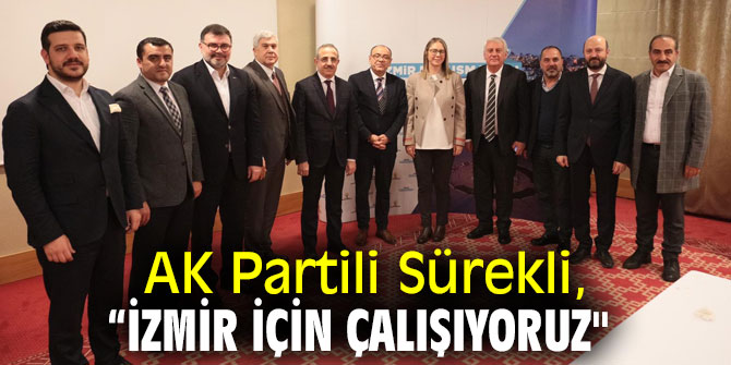 'İzmir Buluşmaları' devam ediyor