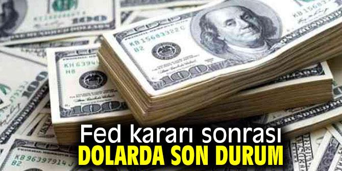 Dolarda son durum!