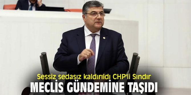CHP'li Sındır'dan 'Okul Sütü Programı' tepkisi!