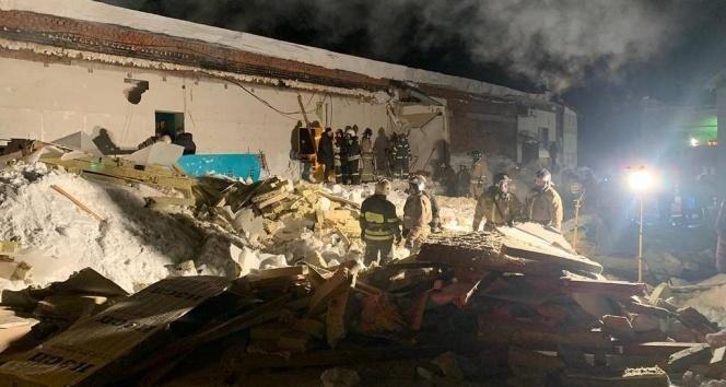 Gece kulübünün çatısı çöktü! 2 ölü, 5 yaralı