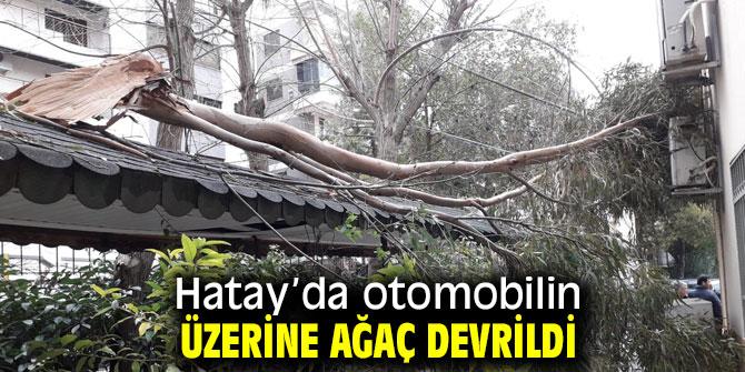 Fırtına için acil ekip