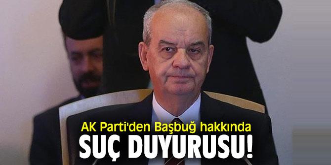 AK Parti, İlker Başbuğ hakkında suç duyurusunda bulundu!