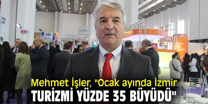 Mehmet İşler,  İzmir turizmine dair açıklama yaptı