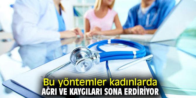 Jinekolojik hastalıklarda ağrısız endoskopik operasyonlar!