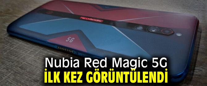 Nubia Red Magic 5G özellikleri ile şaşırtıyor!