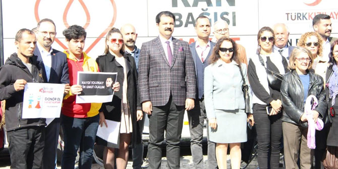 CHP Konak'tan Tolunay seferberliği!
