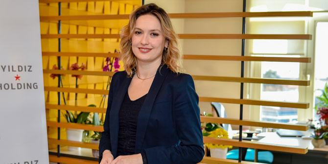 Yıldız Holding'in Kurumsal İletişim Grup Direktörlüğü'ne Tuğçe Altınsoy getirildi